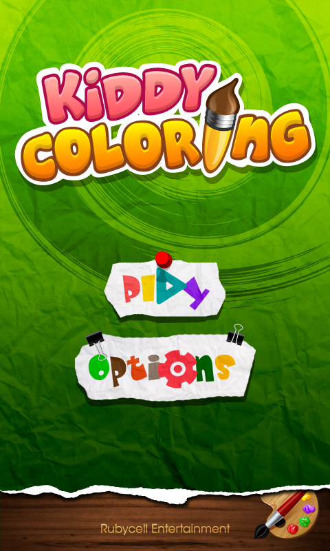 Coloring Kids- screenshot
