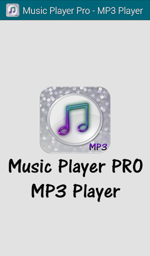Music Player Pro - MP3 Player