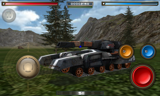 Tank Recon 2 (Lite) - screenshot thumbnail