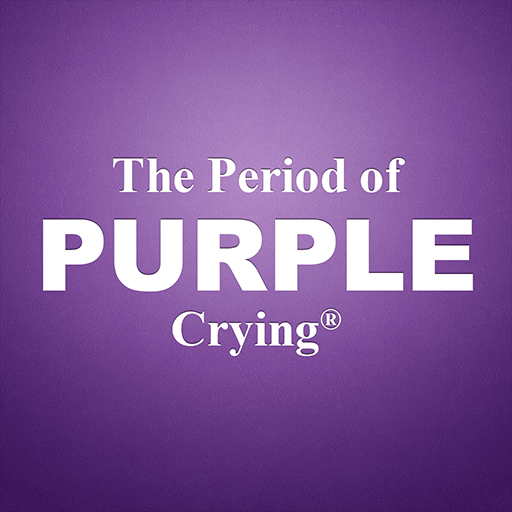 the period of purple crying The period of purple crying is part of a statewide effort to prevent traumatic brain injury among infants (shaken baby syndrome) parents learn about how their baby's crying can be more than they expected, and are equipped to face the frustration and doubt experienced by many parents.
