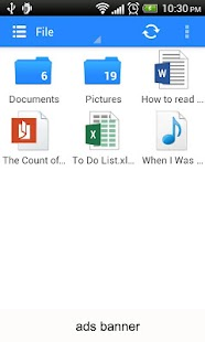 SkyDrive Assistant - screenshot thumbnail