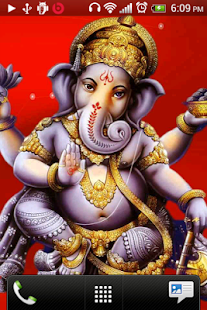 Ganesha Wallpaper HD Free - screenshot thumbnail