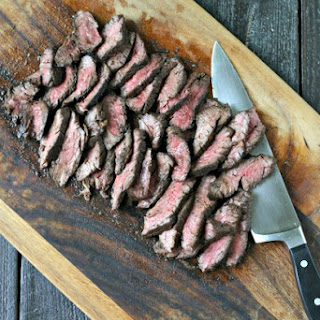 Cast Iron Hanger Steak