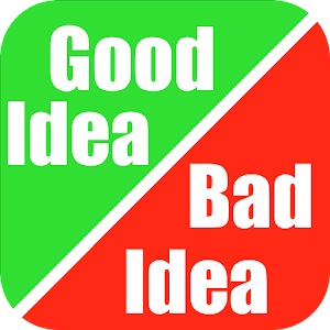 Good Idea Bad Idea 生活 App LOGO-APP試玩