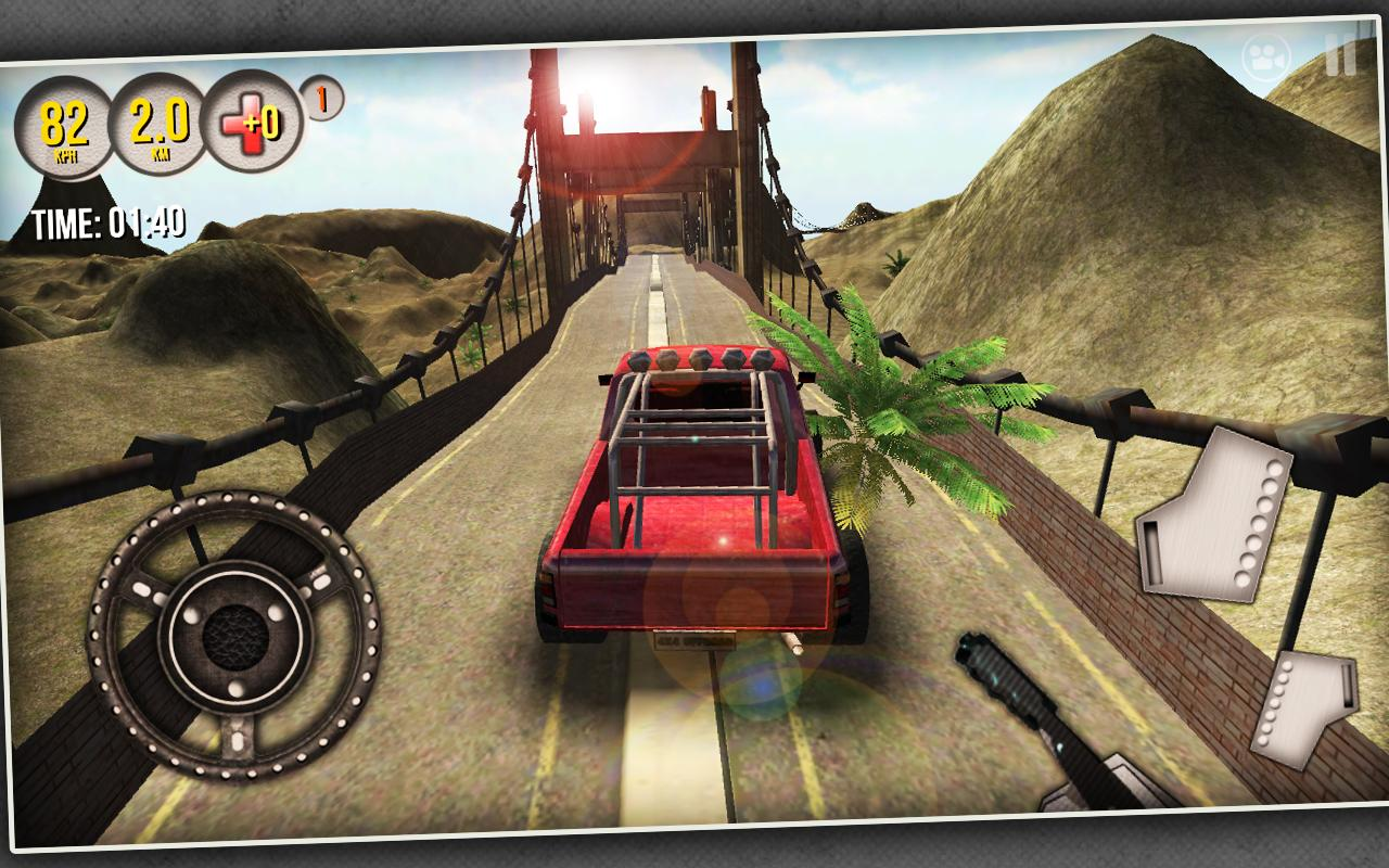 4x4 Offroad Driver 3D- screenshot