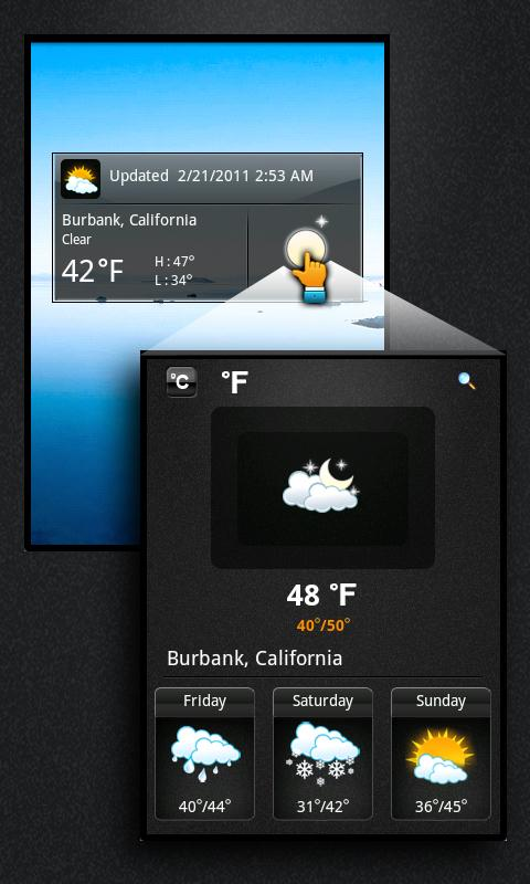 World Weather Forecast Pro - screenshot