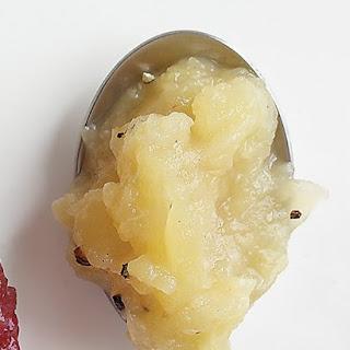 Savory Applesauce
