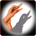Hand Shadows - Games for Kids icon