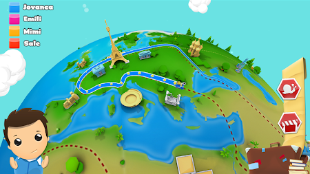 Geography Quiz Game 3D 1.10 screenshot 246987
