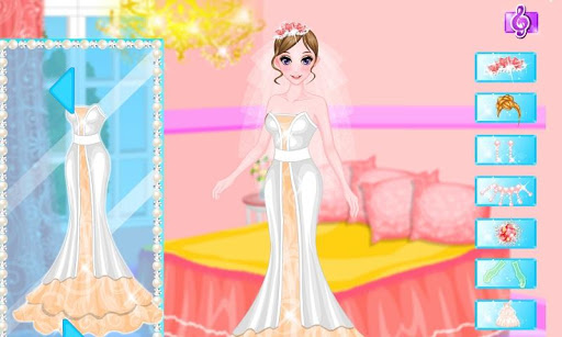Lifetime Wedding Dress