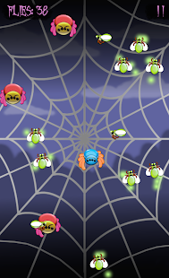 Willies Web ( Spider action! ) - screenshot thumbnail