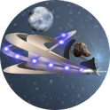 Weird Dog Space Demo icon