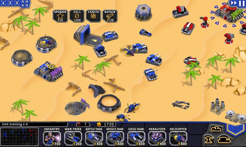 Defense Command - screenshot