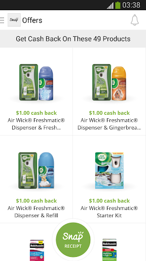 Snap by Groupon: Grocery Deals