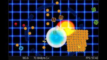 Screenshot of Vector Fighter