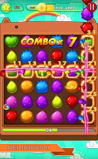 Fruit Connect Bomb
