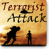 Terrorist Attack -Pistol Fight