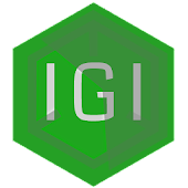 Ingress Green Icons