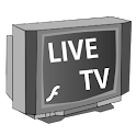 Live TV (Flash) obsolete logo