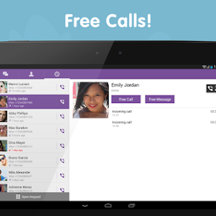 Viber: Free Messages & Calls v 4.1.0.665 for android(latest version)