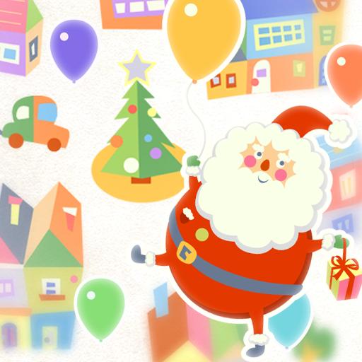 Balloon Santa LWP 個人化 App LOGO-APP試玩