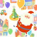 Balloon Santa LWP