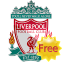 Liverpool Flag HD Lite icon