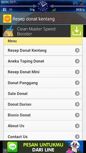 免費下載生活APP|Resep Donat Kentang Lembut app開箱文|APP開箱王