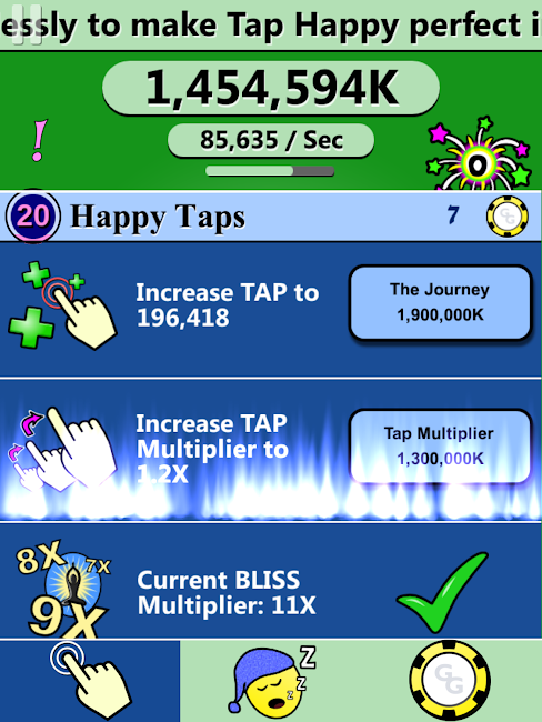 #4. Tap Happy with Gigi (Android)