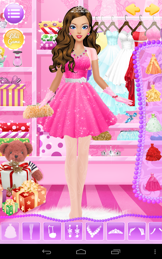 Princess Salon - screenshot