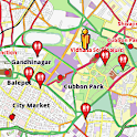 Bangalore Amenities Map icon