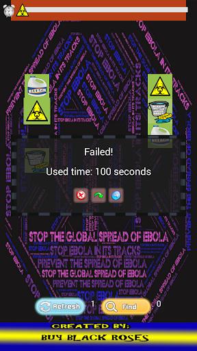 【免費動作App】Stop Ebola Game-APP點子
