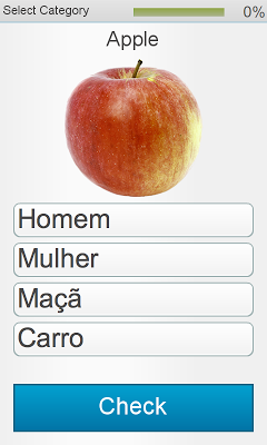Learn Portuguese - Fabulo - screenshot