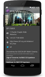 Movie Roll Pro - TV & Movies - screenshot thumbnail