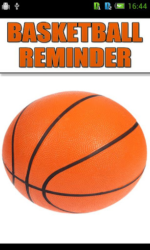 Basketball Reminder lite-Sport