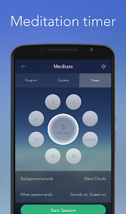 Calm - Meditate, Sleep, Relax - screenshot thumbnail