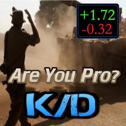 KD Ratio LOGO-APP點子