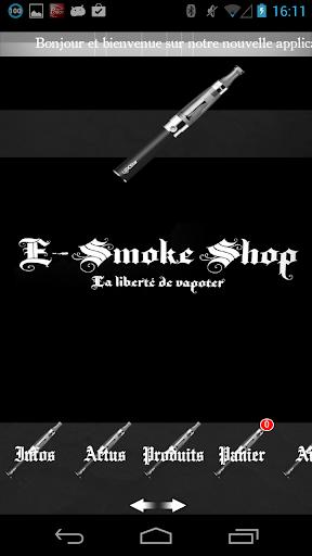 E-Smoke Shop