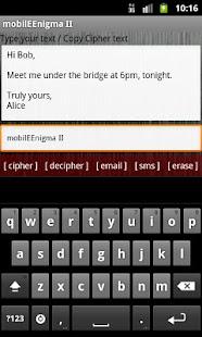 mobilEEnigma II- screenshot thumbnail