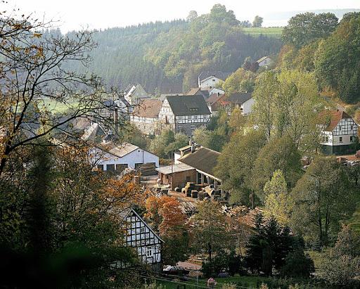 Deutmecke-Germany - Deutmecke, 60 miles east of Cologne, Germany.