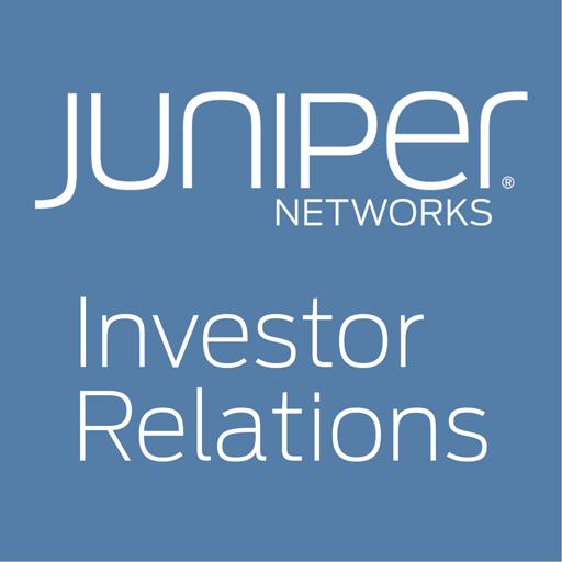 Juniper Networks Investor App LOGO-APP點子