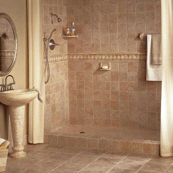 Bathroom Tiles Designs And Colors
