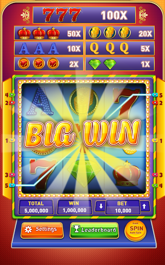 Regal Reels Slot Machine Android Apps On Google Play