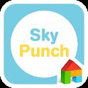 Sky Punch dodol theme icon