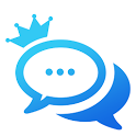 KingsChat Beta Free Calls & IM icon