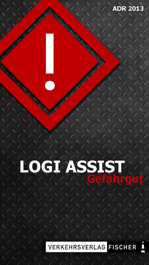 LogiAssist - dangerous goods- screenshot
