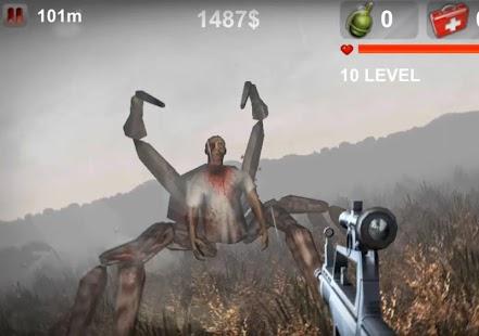 Invasion zombie apocalypse - screenshot thumbnail