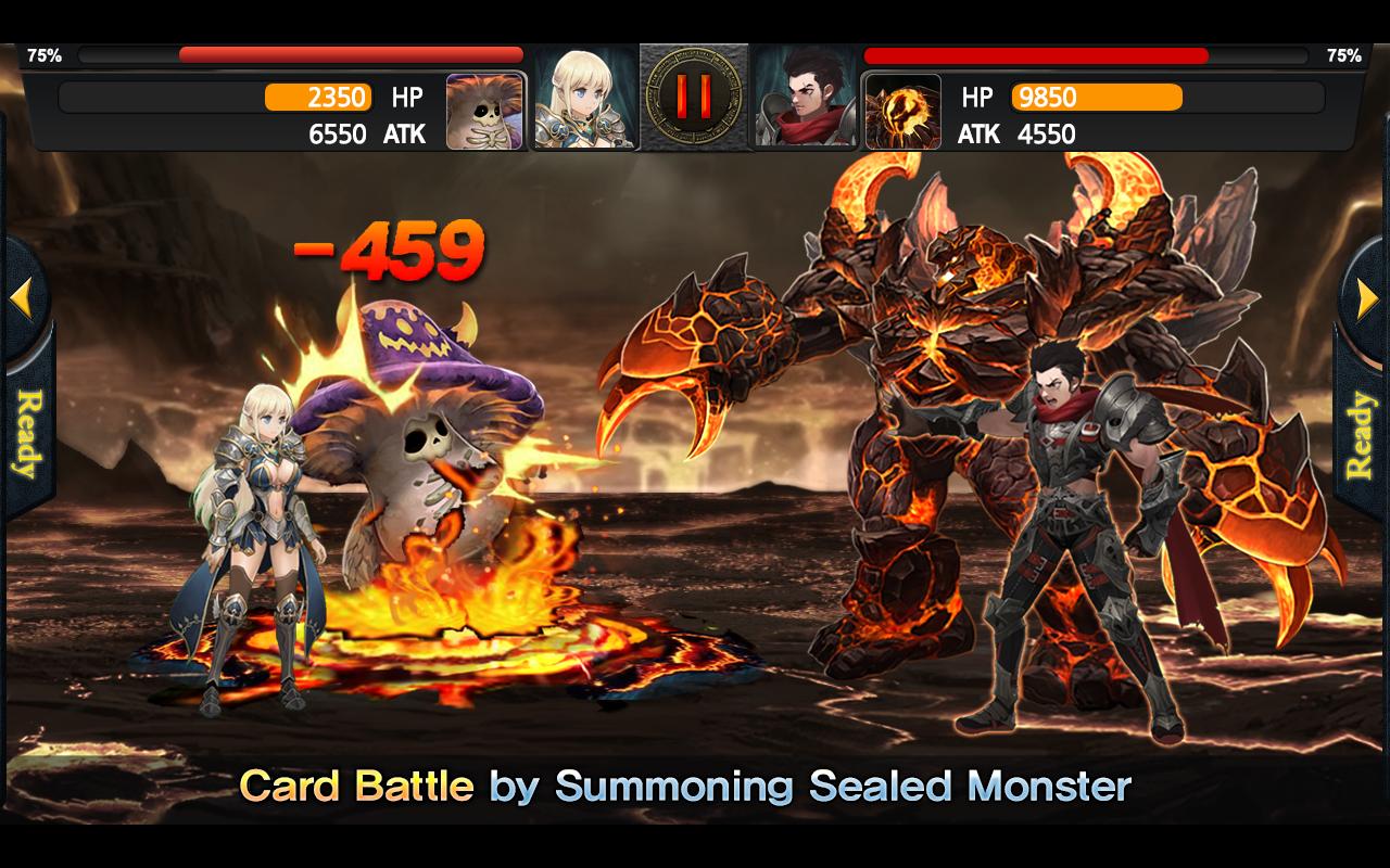 OberonSaga - screenshot