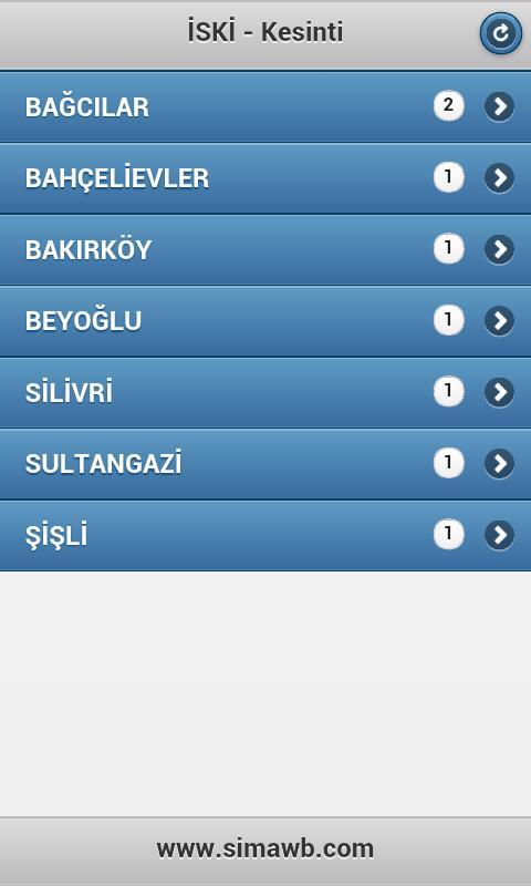 İski Arıza ve Kesintiler - screenshot