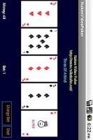 Screenshot of Naken Video Poker